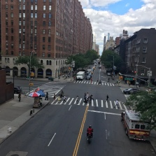 View from Highline